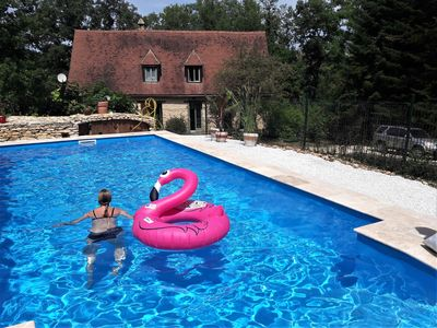Photo for Le Gite du Flamant Rose, close to Sarlat-la-Canèda.