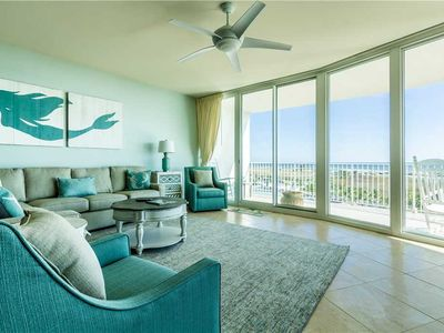 Photo for Caribe 512C: 3 BR / 3 BA condo in Orange Beach, Sleeps 10
