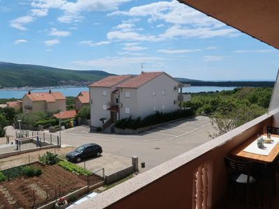 Photo for Apartment Rosic (KRK217) in Krk/Krk - 6 persons, 2 bedrooms