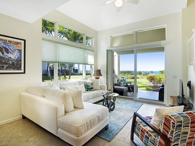 Photo for Ocean View | AC & WIFI | Walk to Beach & Shopping | Starts at $190/nt