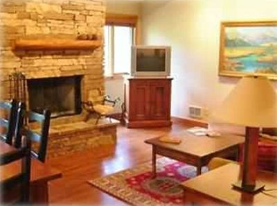 Photo for Absolutely Gorgeous Jackson Hole Condo - 2 BR/2 BA, Loft