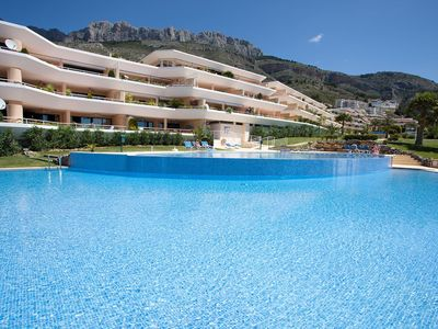 Photo for 2BR Apartment Vacation Rental in Altea, Valencia