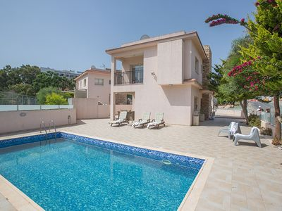 Photo for Villa Kelsi, Modern 3BDR Pernera Villa with pool, close to all amenities
