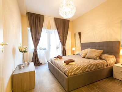Photo for Delightful and comfortable apartment behind San Pietro