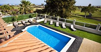 Photo for 5 Star Luxury Villa, Private Pool, Golf And Sea Views