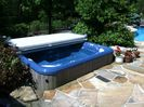 Outdoor Jacuzzi - open Memorial Day to Labor Day