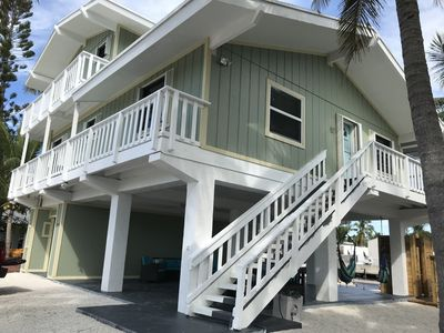 Photo for Key Largo Canal House with Direct Bay/Ocean Access.