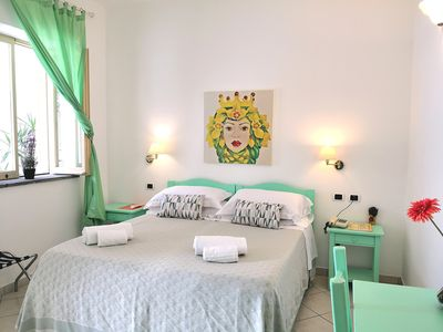 Photo for Standard Double Room - Hotel Ossidiana