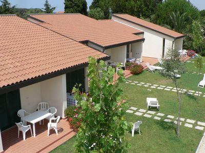 Photo for Cosy friendly complex located 2 km from the beach
