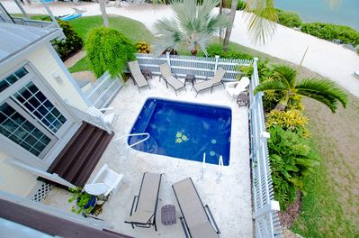 5004 Sunset Village With Private Pool Sunning Beach Access And Breathtaking Water View Duck Key
