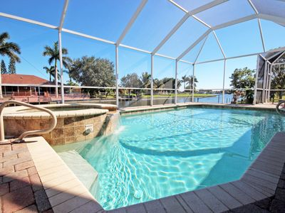Photo for Relax in sunny Florida - are you ready for the Venice of Florida?