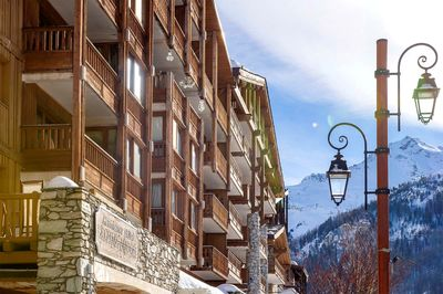 This is a prime destination for your ski vacation.
