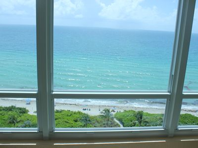 Photo for Fantastic Ocean-Beach View in the Millionaire's Row with parking