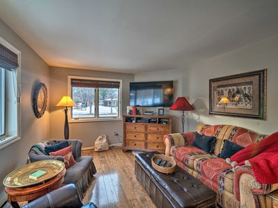 Photo for NEW! Rustic Red Lodge Home - 7 Miles to Ski Area!
