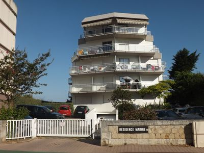Photo for Arcachon Residence in 1st Line Direct access to the beach