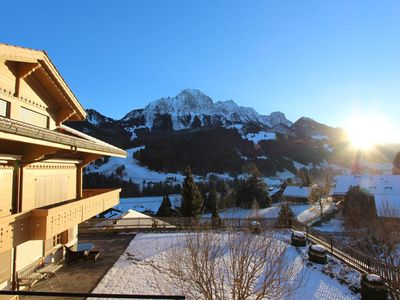 Photo for Luxury Chalet with mountain view