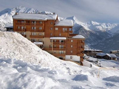 Photo for Apartment in a residential complex. Near the ski-run in Orcières Merlette