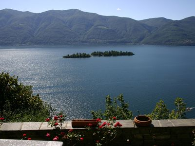 Photo for Casa Mirasole with stunning panoramic views in Ronco sopra Ascona
