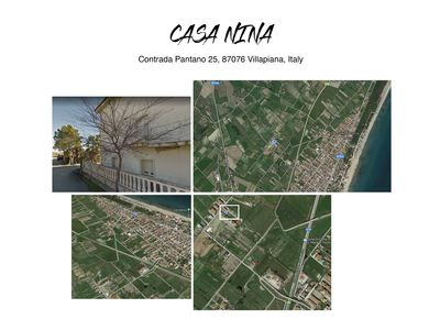 Photo for Casa Nina, independent apartment with terrace.