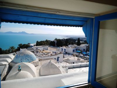 Photo for Lovely double room with a wonderfull view and all comfort