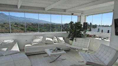 Photo for Luxury penthouse and 3 bedroom design Golden Mile (Marbella)