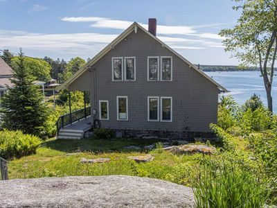 Photo for Pet Friendly, 2 Story Cottage on Juniper Point in Boothbay, Maine