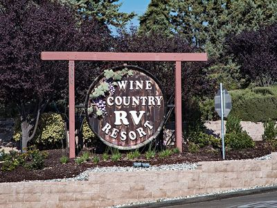 Photo for Wine Country RV Resort - WIC
