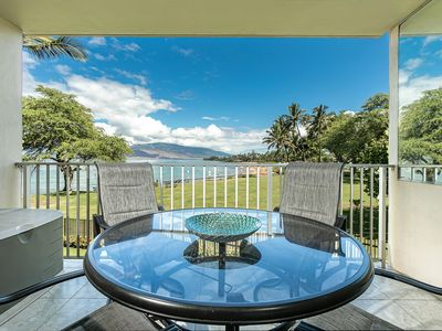 Photo for Beautifully Remodeled Beachfront 2 Bedroom with Spectacular Ocean Views!