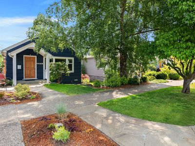 Photo for Charming Birch Tree Cottage in Lovely North Seattle! Modern Updates, Close to UW & Childrens!