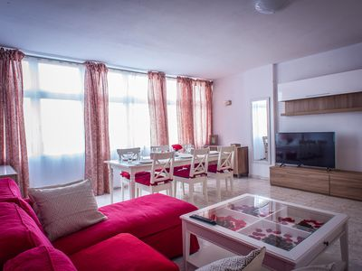 Photo for Bright house of 100m2 in Mesa y López and 3 minutes walk from Canteras Beach