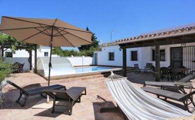 Photo for Great villa with indoor pool. Ideal for families.