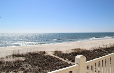 Photo for BEACHFRONT - Sleeps 16 & Great Location!
