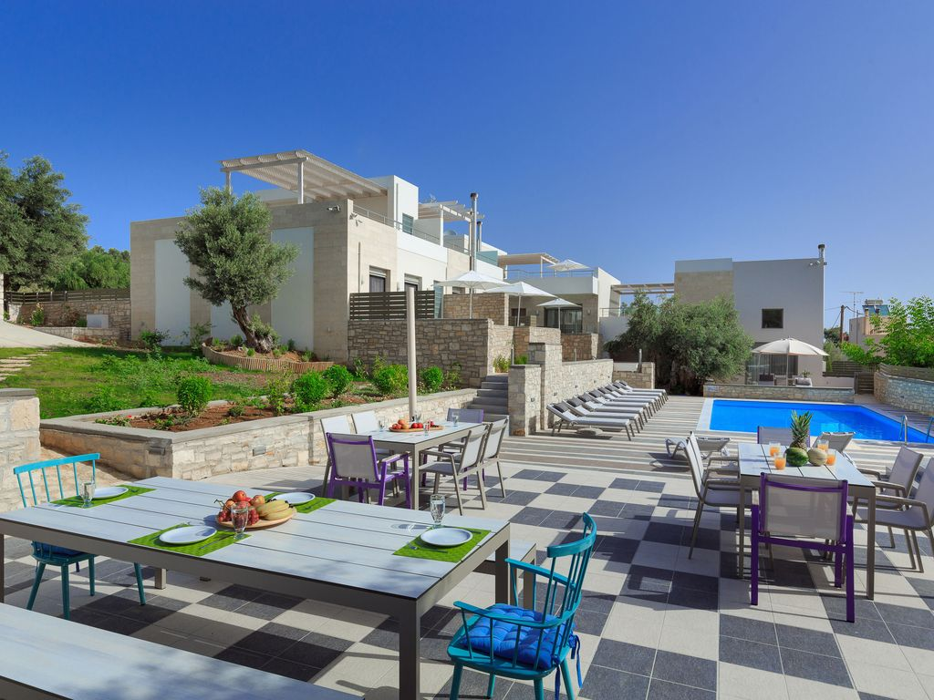 1 Bedroom Maisonette House 2km From Beach And Sea With