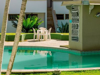 Photo for Apartment in residence pool 8 beds 3 bedrooms and hall 2 bathrooms
