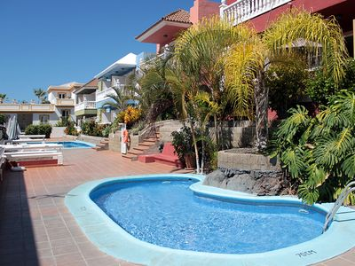 Photo for Apartment with pool near the beach ideal for families or couples