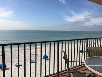 Photo for Las Brisas #305 on Beautiful Madeira Beach 3BR 2BA (AUGUST SPECIAL!!!)