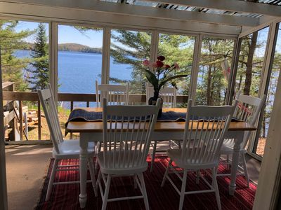 Photo for Newly Renovated Paudash Lake Cottage