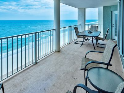 Photo for INCREDIBLE VIEWS OF BEACHES! OPEN 8/24-31! BEACH SERVICE INCLUDED!