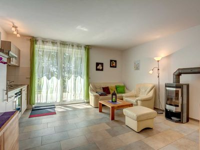 Photo for 50 m² Apartment - House Werder Apartment 2 with fireplace