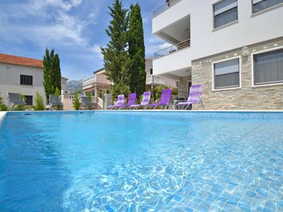 Photo for Vacation home Barbara in Starigrad-Paklenica - 16 persons, 9 bedrooms