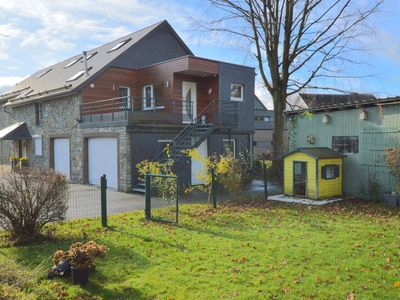A holiday home ideal for families and for discovering the Ardennes.