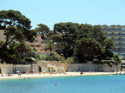 Photo for Apartment Ferienhaus (BAN135) in Bandol - 2 persons, 1 bedrooms