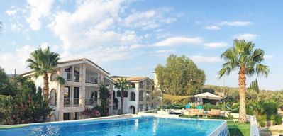 Photo for Holiday house Thermisia for 4 - 5 persons with 2 bedrooms - Holiday house