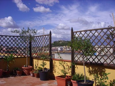Photo for 1BR Apartment Vacation Rental in Cagliari, Sardegna
