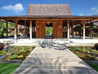 Photo for 4 Bedroom Villa kayu Close to Canggu