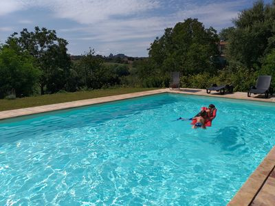 Photo for 1BR Farmhouse Vacation Rental in Montefiascone