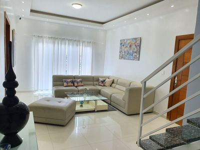 Photo for It is ideal for families, near of american embassy and the city