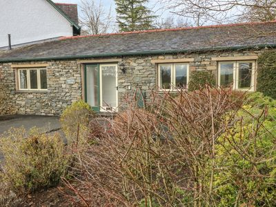 Photo for APPLE TREE COTTAGE, with a garden in Troutbeck Bridge, Ref 1000835