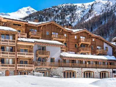 Photo for Apartment Résidence Chalet Skadi (VAL301) in Val d'Isère - 4 persons, 2 bedrooms