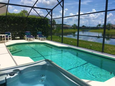 Photo for Beautiful Villa in Eagle Pointe Kissimmee